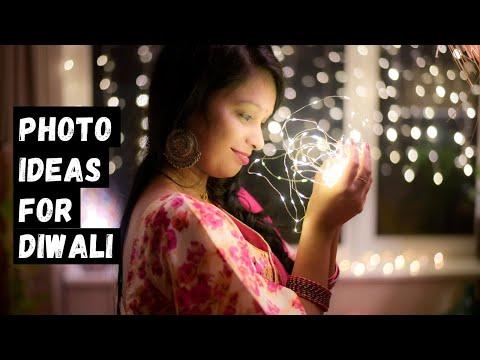 Easy Diwali Photoshoot Ideas Diwali Photography Ideas