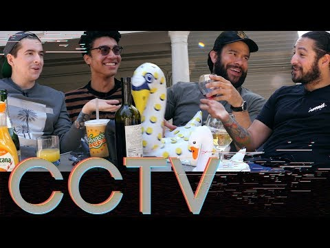 BRETT'S HOUSE TOUR • CCTV #31