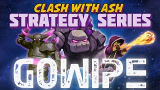 Clash Of Clans | TH8 GOWIPE Managing The Funnel | Welcome To .\-Team!