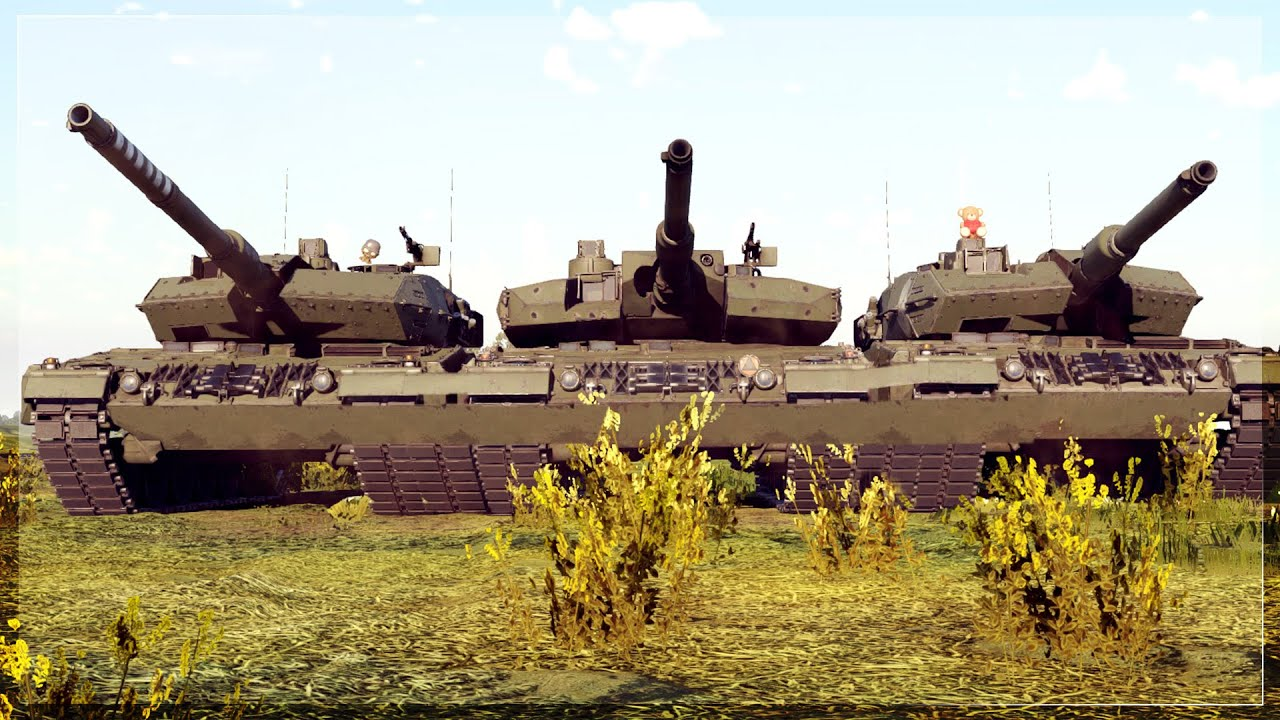 Download BEST MODERN TANKS IN THE ENTIRE GAME