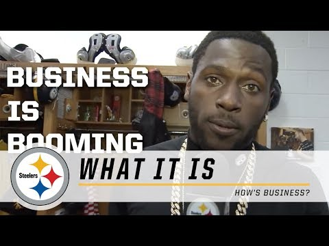 What It Is:  Business is Boomin'