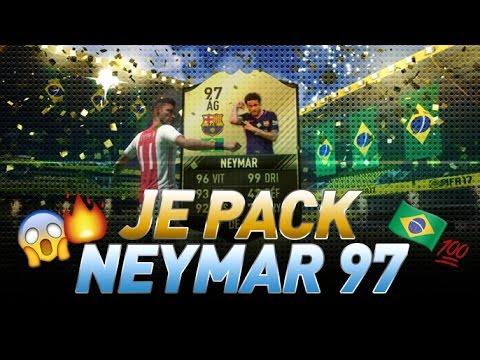 JE PACK NEYMAR 97 !!! [PACK OPENING]