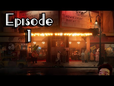 THE START OF A STORY | Backbone: Prologue | Let's Play Ep. 1 |