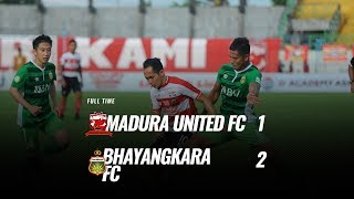Download Video [Pekan 30] Cuplikan Pertandingan Madura United FC vs Bhayangkara FC, 9 November 2018 MP3 3GP MP4