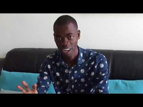 Testemunho Ex Satanista Gabriel -  Angola