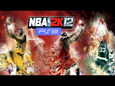 Download NBA 2K12 - PS2 ISO
