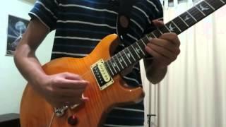Imagine Dragons - Hopeless Opus (Guitar Solo)