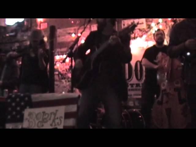 "The Bodarks - Live at Adair's - ""Idabel Blues"""