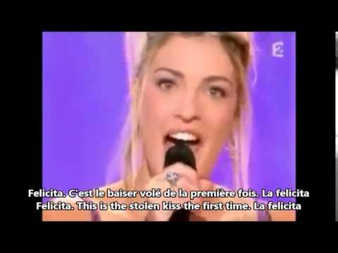 Eve Angeli Felicita  Paroles - Lyrics French English