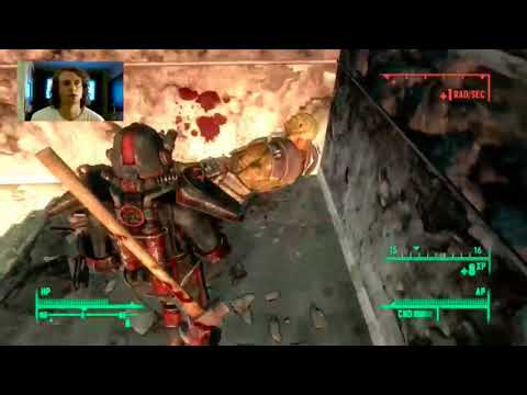 Fallout 3 Made it to Operation Anchorage DLC |