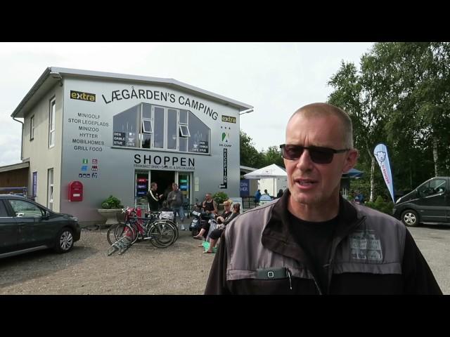 Lægårdens Camping (Sommerkaravanen 2017)