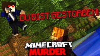 DER MINECRAFT MURDER WELTREKORD! ✪ Minecraft MURDER mit GLP & Zombey