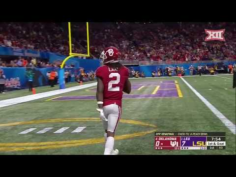 Oklahoma Vs. LSU Football Highlights