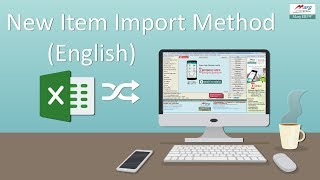 "Video New Item Import Method Tutorial ""Marg Software"" [English] download MP3, 3GP, MP4, WEBM, AVI, FLV Januari 2019"
