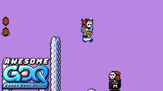 Super Mario Bros. 2 by TASBot in 18:19 - AGDQ2020