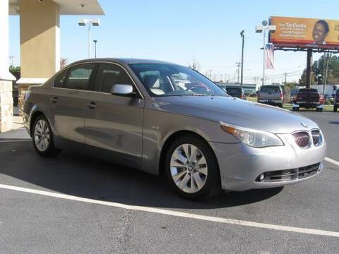 2008 BMW 525i (E60). Start Up, Engine, and In Depth Tour. | Doovi