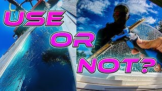 WHEN TO USE & NOT USE WATER FED POLE | PURE WATER WINDOW CLEANING