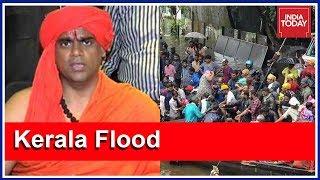 """Beef Eaters Responsible For Kerala Flood"" Says Hindu Mahasabha Chief   Kerala Floods"