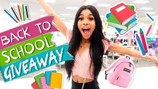 SCHOOL SUPPLY SHOPPING 2018!