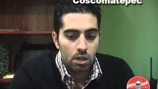 Entrevista a Tesorero Municpal de Coscomatepec