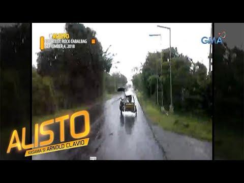 Alisto: Tricycle sa Pangasinan, kusang umaandar nang walang driver?