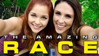 Erin & Joslyn Join The Amazing Race Season 28!!