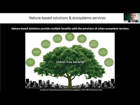 Multiple benefits of Nature-based Solutions, N. Kabisch - ThinkNature Webinar 1