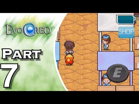 Let's Play EvoCreo (Gameplay + Walkthrough) Part 7 - Carbon City