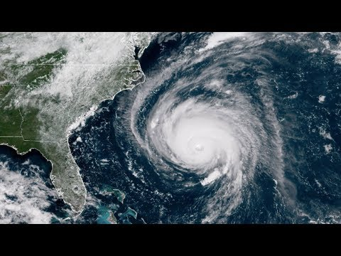 As Hurricane Florence Batters Carolinas, Media Ignores Climate Change Connection