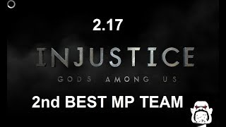 2nd Best MP Team for Injustice Gods Among Us Mobile