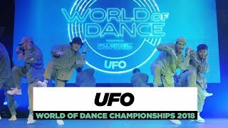 UFO  | Team Division | World of Dance Championships 2018 | #WODCHAMPS18