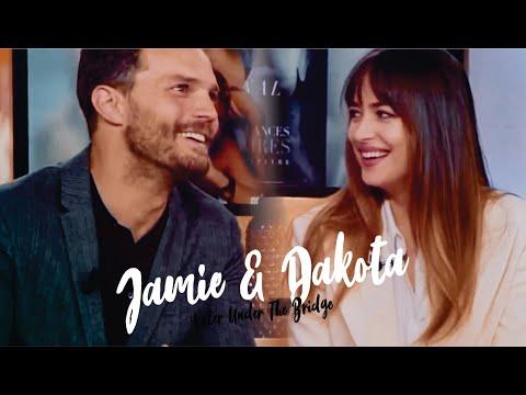 ►Jamie & Dakota ♥Damie♥ || Water Under The Bridge