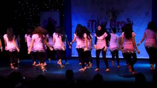 Massari Brand New Day - Miss Arab USA Pageant 2012