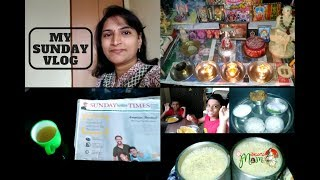 Indian Mom Busy Sunday Routine || How i Spent My Sunday by Telugu Mom