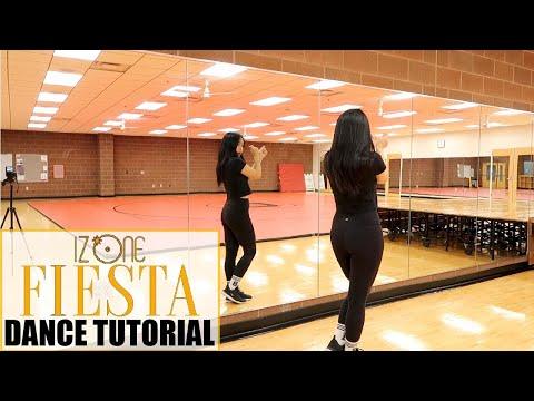 IZ*ONE (아이즈원) - 'FIESTA' - Lisa Rhee Dance Tutorial