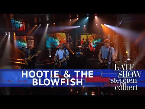 Big Jim - At Work - WATCH: Hootie And The Blowfish on Colbert