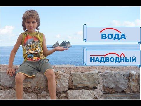 Русский язык 1 класс Русский язык в начальной школе