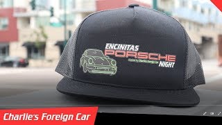 Encinitas Cruise Night - Porsche Night