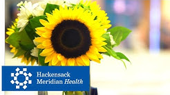 Jersey Shore University Medical Center - Zan's Garden of Life Dedication Ceremony