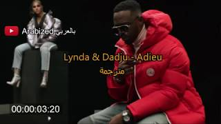 Lynda - Adieu ft. Dadju مترجمة