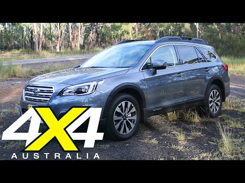 Subaru Outback 2.0 Diesel Premium CVT | Road test | 4X4 Australia