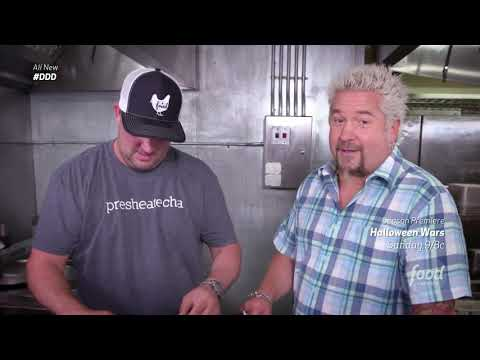 Diners, Drive-Ins and Dives - Roost Fried Chicken