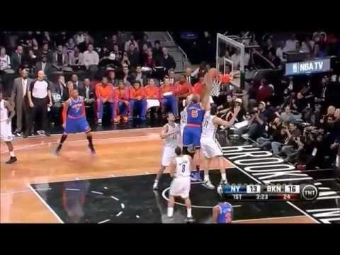 Tyson Chandler: 2012-2013 KnicksTape Reel