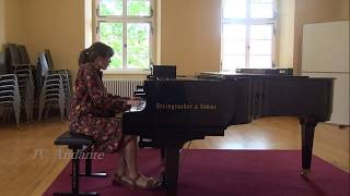 "Eva Laas (piano) - Tschaikovsky/Pletnev - Concert Suite from the Ballet ""The Sleeping Beauty"""