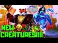 [MMEG] NEW CREATURES!!! Panda, Snow Maiden & Cabir!!! Might and Magic Elemental Guardians