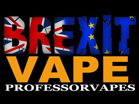BREXIT VAPE Vote OUT of EUROPE Listen up Cameron 100K campaign