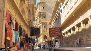jaisalmer-walking and shopping