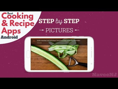 6 Best Cooking & Recipe Apps For Android Of 2018