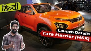 Tata Harrier (H5X) - All You Need to Know in Hindi
