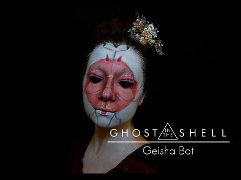 ghost in the shell geisha bot youtube. Black Bedroom Furniture Sets. Home Design Ideas